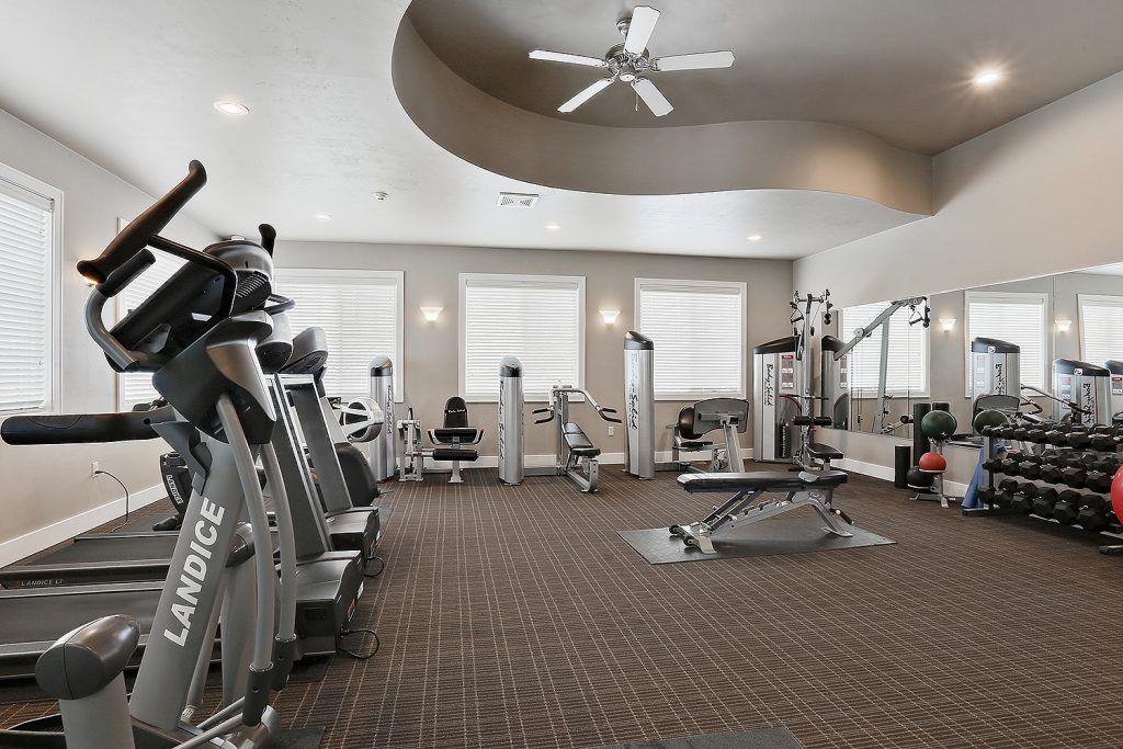 Apartment Gyms