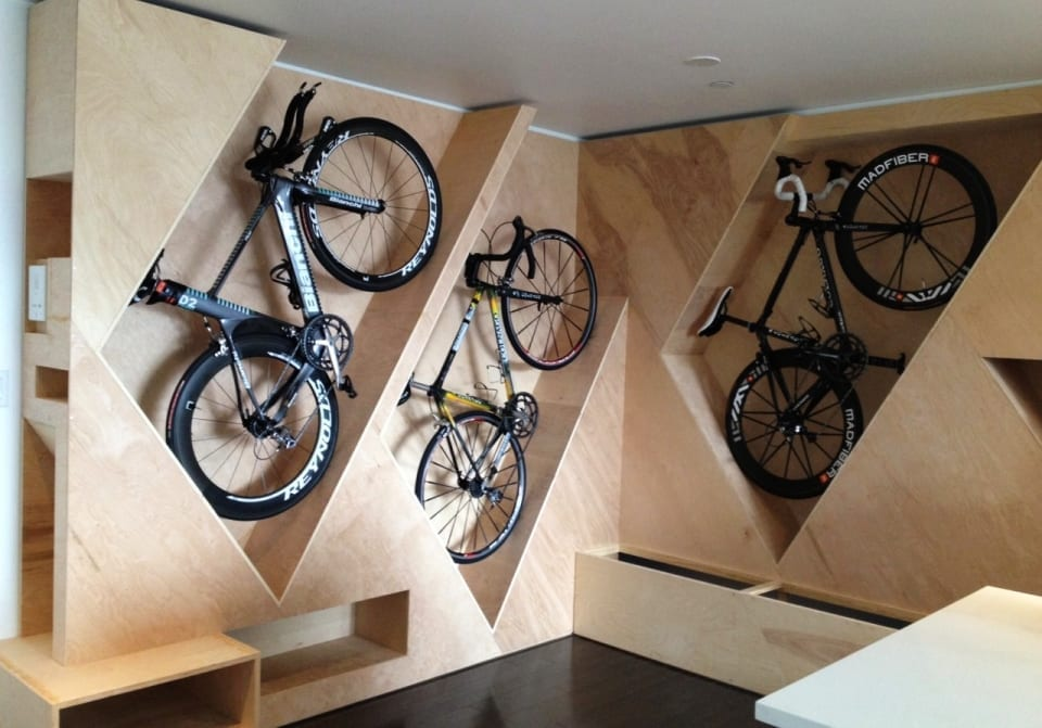 Bike Storage Art