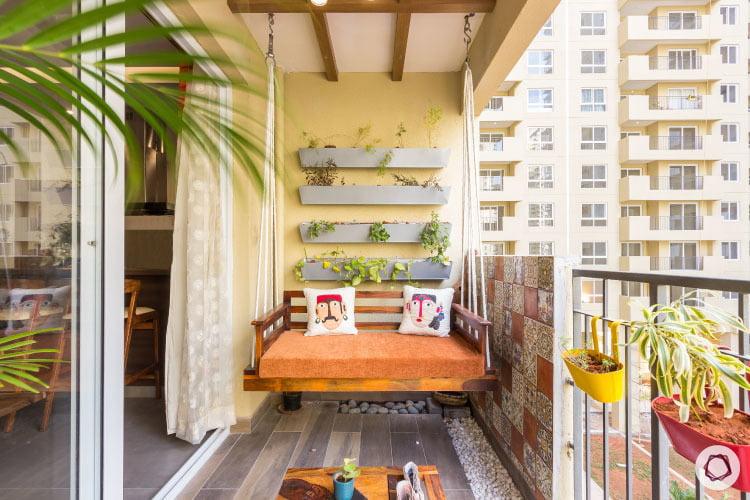 Balcony-Design-swings