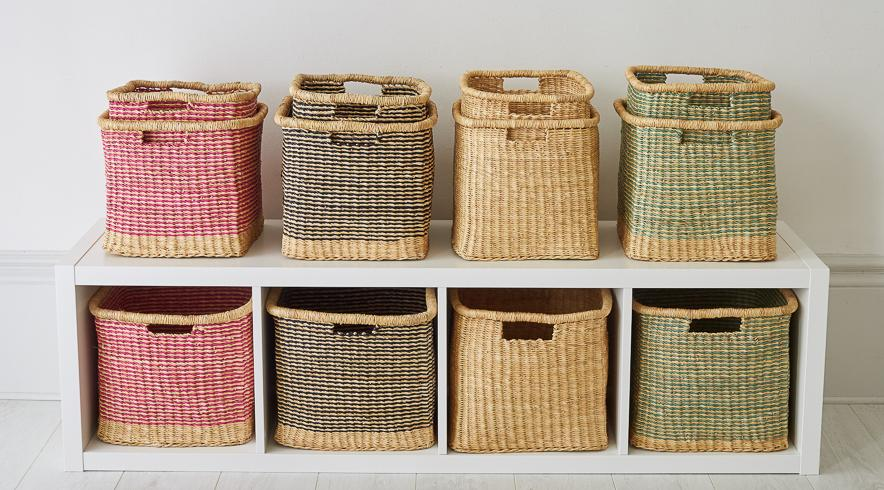 Invest in Basket Storage