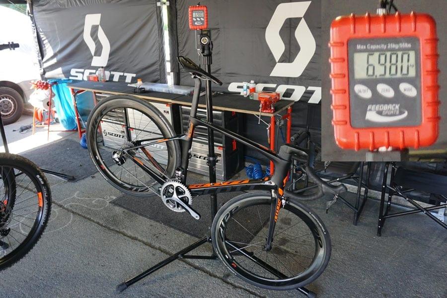 Bike weights