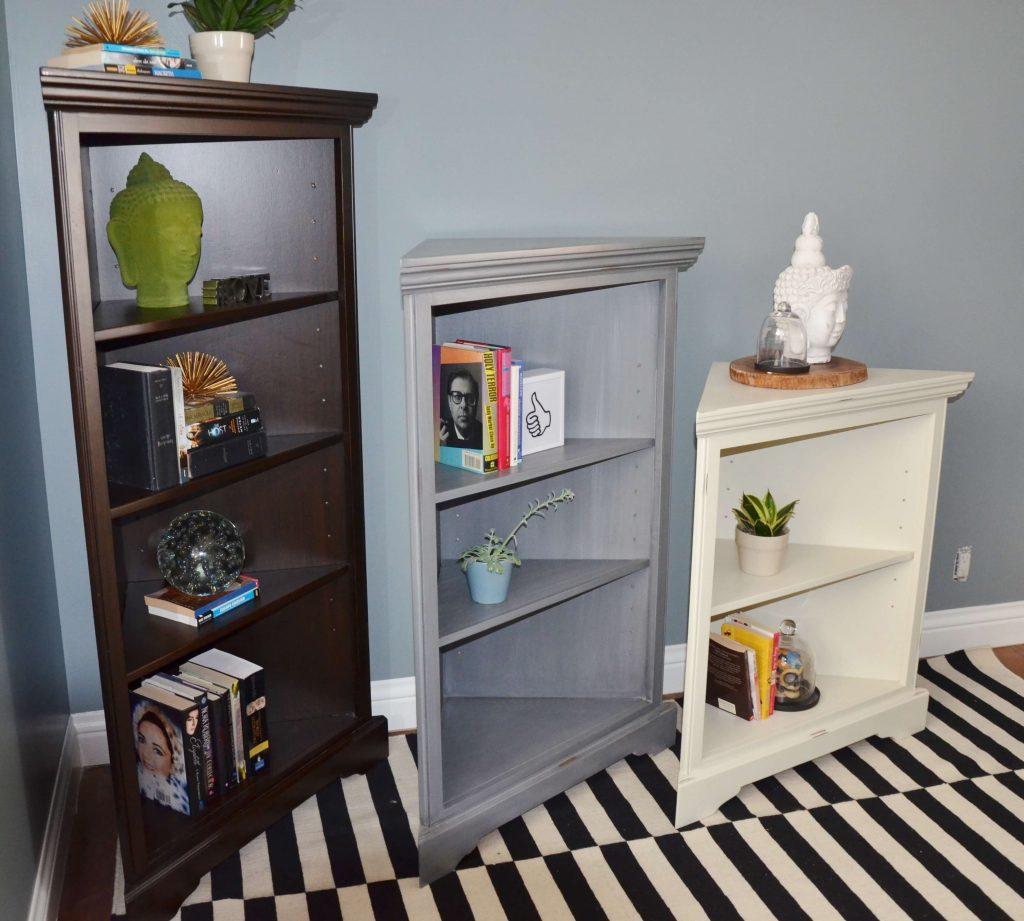 Bookshelf Corners