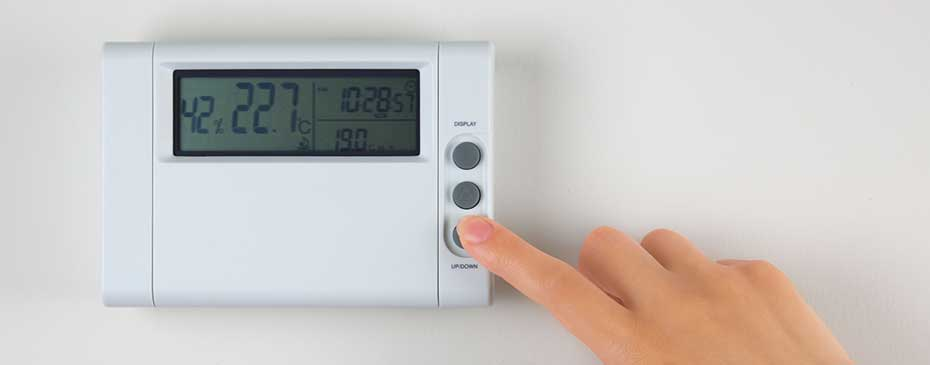 Thermostat for Central heating
