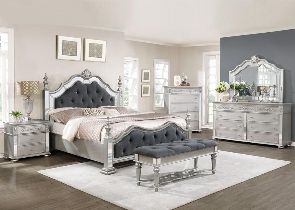 Fancy Queen Beds
