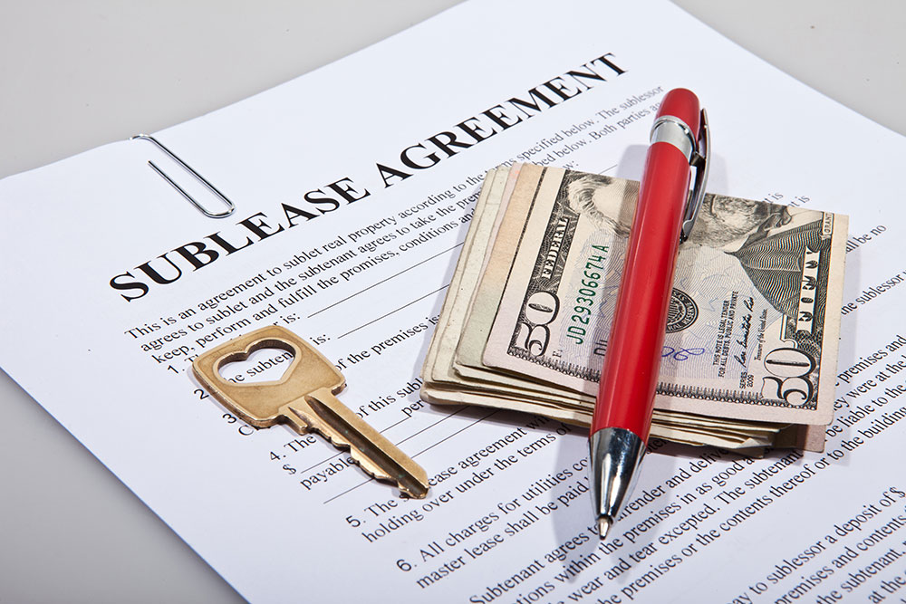 Sublease Agreement Basics