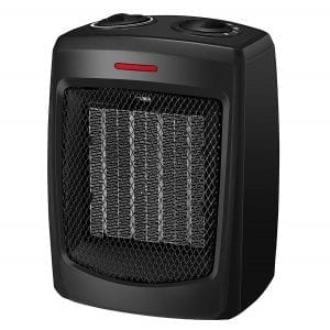 RUNNER UP: ANDILY SPACE HEATER